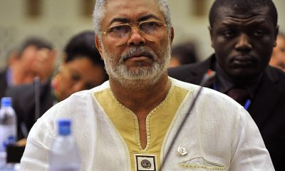 Jerry Rawlings calls for review of Ghana's constitution