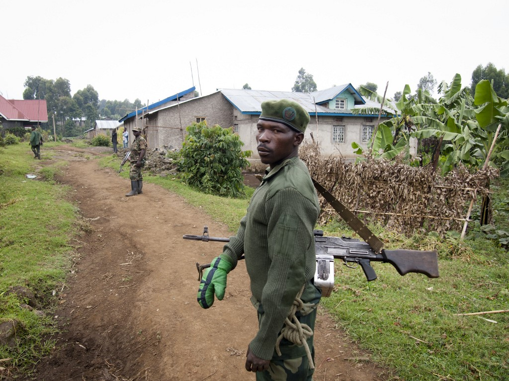 East African nations plan response to militia in DR Congo