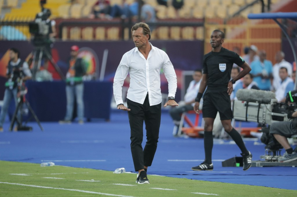 Morocco's coach Herve Renard wants to inflict more injury on Ivory Coast