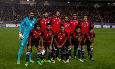 Egyptian AFCON 2019 squad