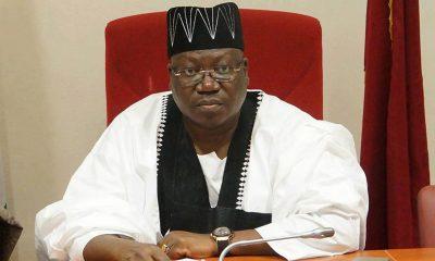 Nigeria's Parliament elects Ahmad Lawan as Senate President, others