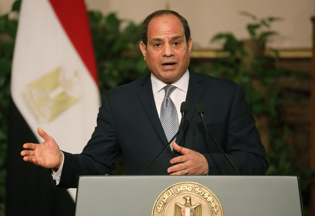 Egypt will always support Haftar's army forces -Sisi   News Central TV