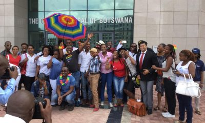 Botswana's High Court legalises homosexuality, repeals colonial penal code