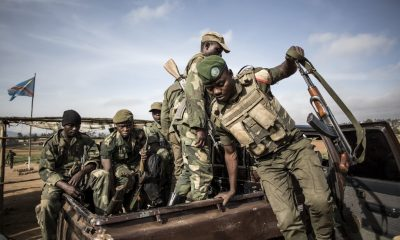 DR Congo military kills 16 militiamen in northeast region