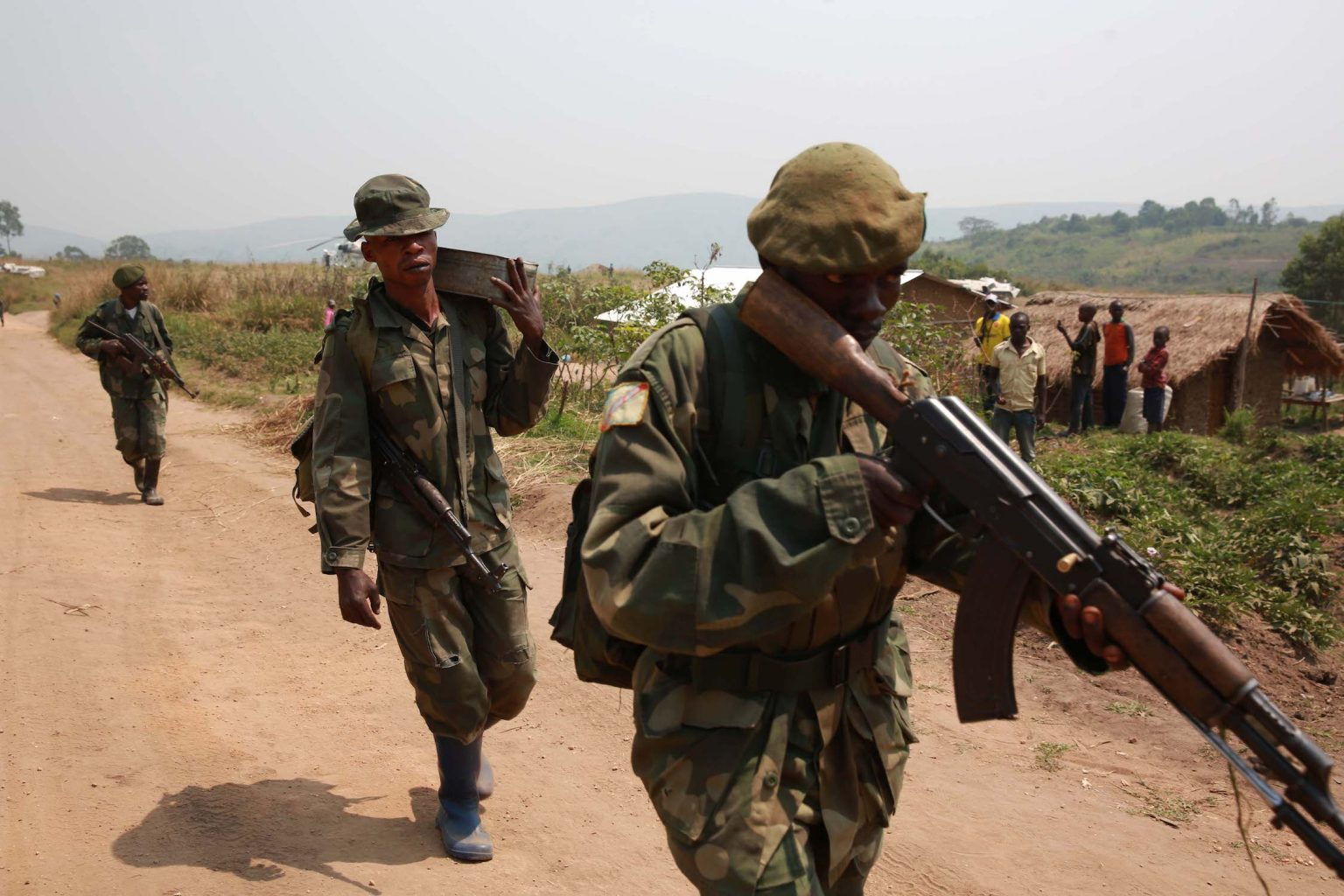 At least 50 killed from fighting in eastern DR Congo | News Central TV