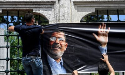 """Morsi: Egyptian authorities accuse UN of trying to """"politicise a case of natural death"""""""