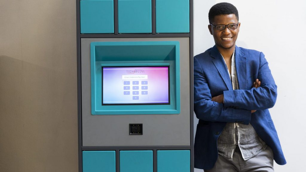"""South African innovator's """"Pelebox"""" wins Africa's top engineering prize"""