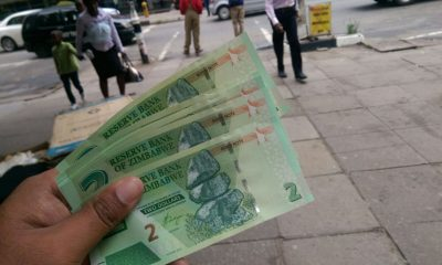 "New ""Zimbabwe dollar"" unsettles citizens, currency relaunch advances"