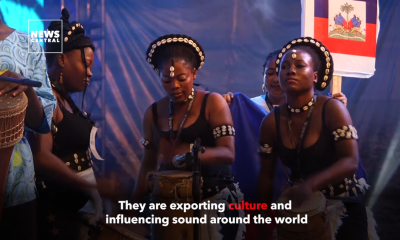 Celebrating African Music on #WorldMusicDay | News Central TV