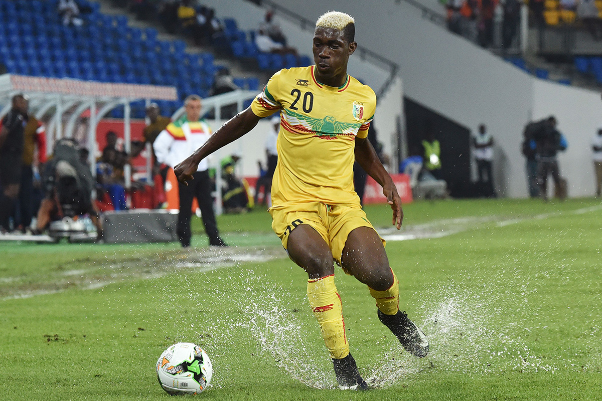 AFCON 2019: Injury rules out Mali's Yves Bissouma