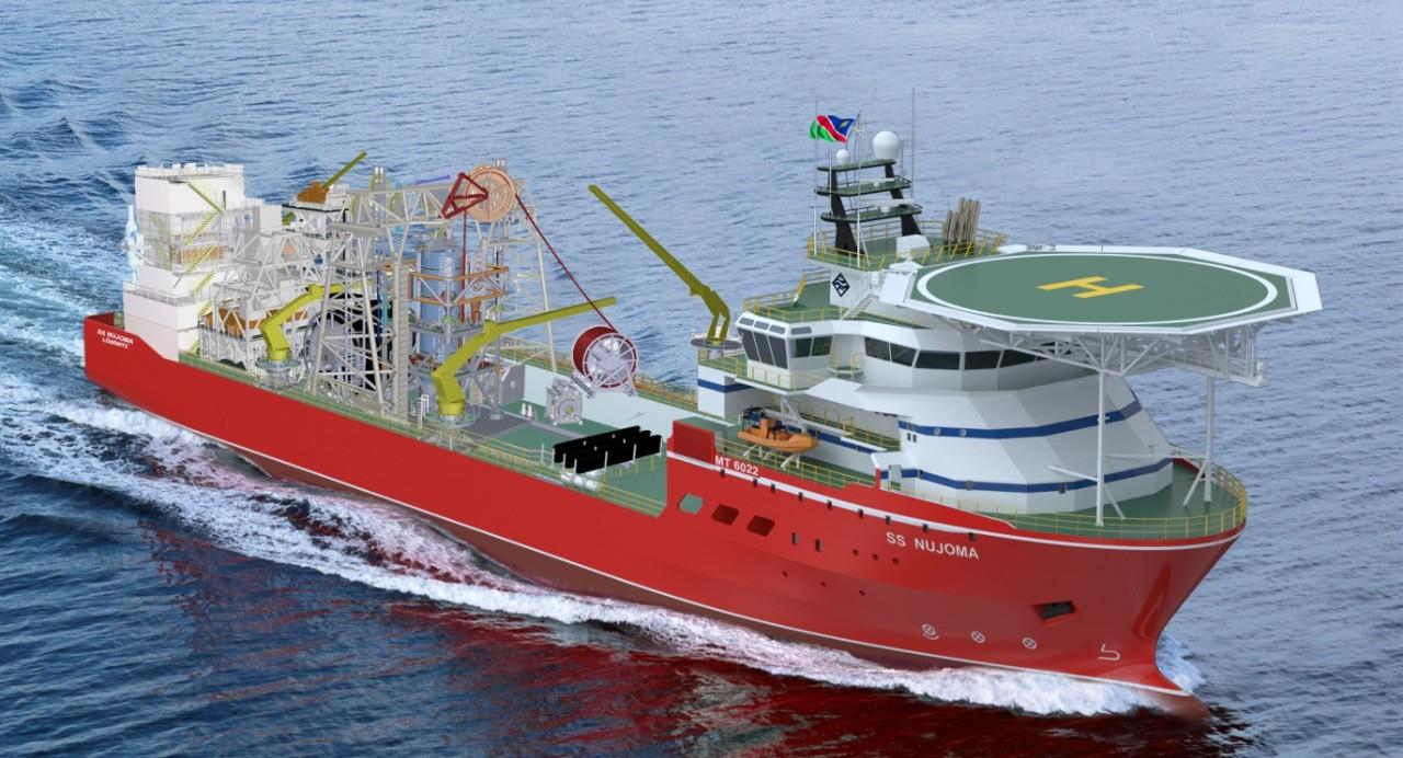 African banks to finance World's biggest marine diamond mining vessel