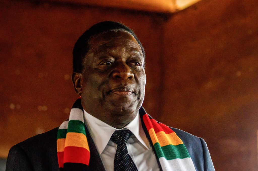 Zimbabwe's president, Emmerson Mnangagwa promises new currency