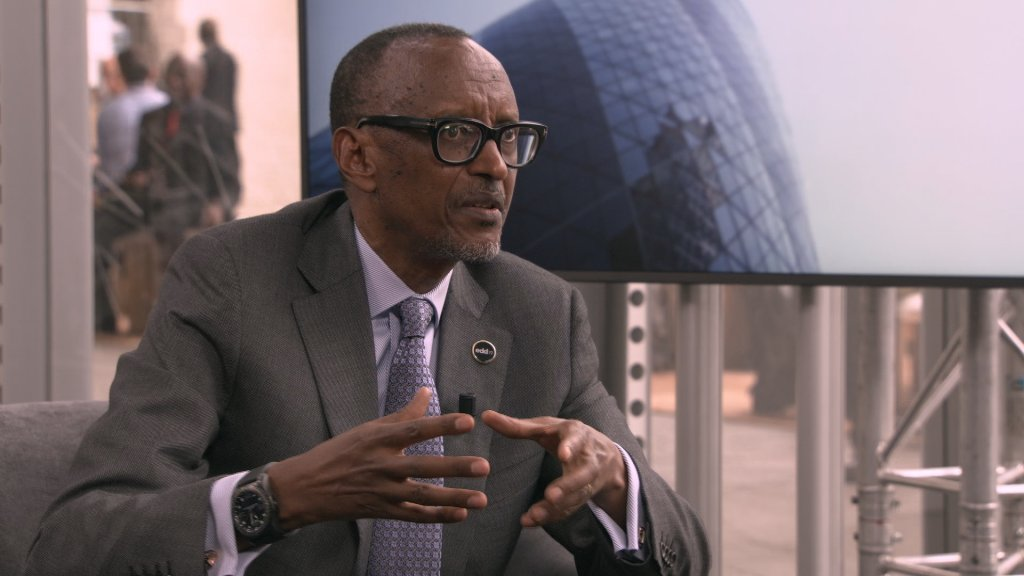 Kagame criticises West's 'human rights superiority complex'