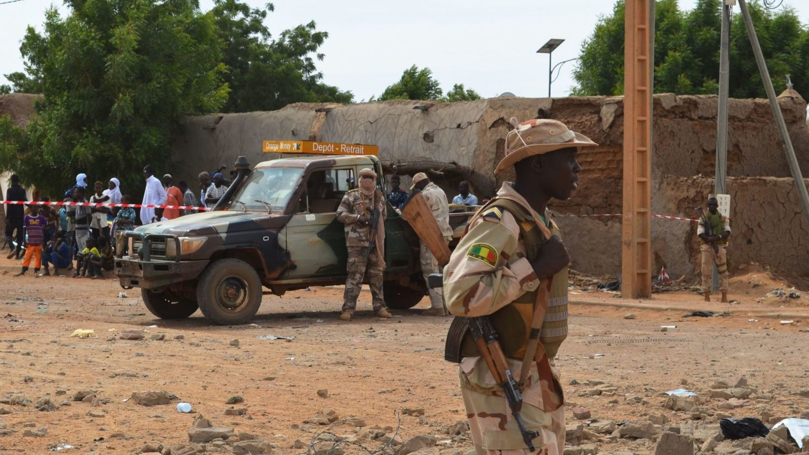 100 killed, 19 others missing in Mali massacre
