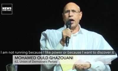 Election Fever: Mauritania Decides (June 22, 2019)