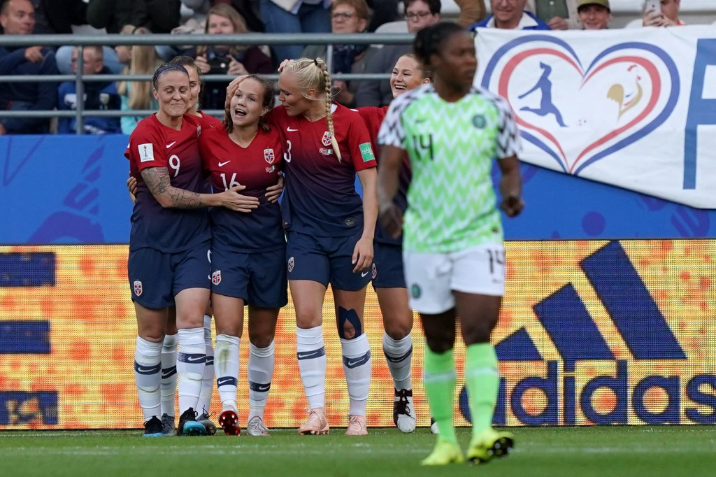 African teams start on a losing note at FIFA Women's World Cup
