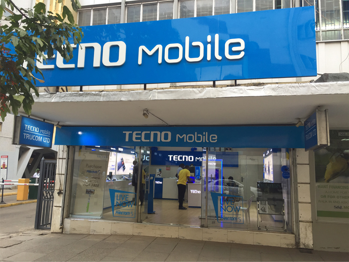 Nigeria and South Africa's economic woes hindering African phone sales growth