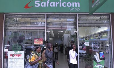 Kenya's Safaricom appoints Michael Joseph as acting CEO