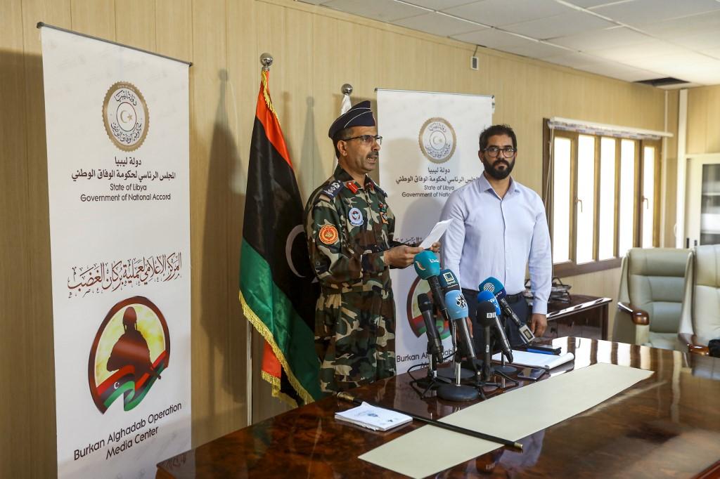 Libya forces repel Haftar attack on Tripoli