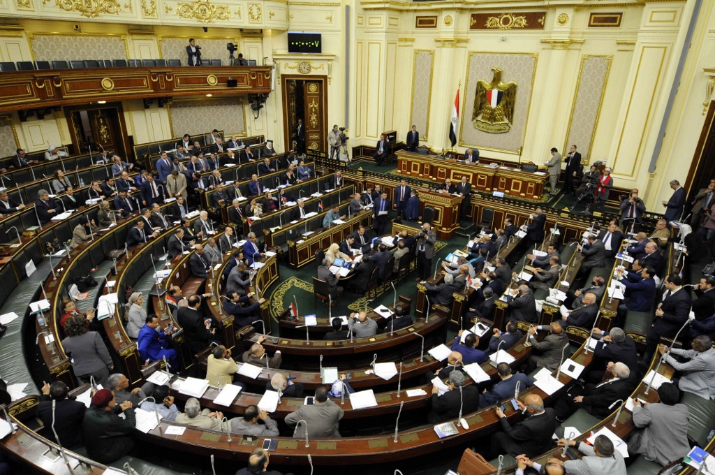 Egyptian parliament approves controversial NGO law