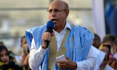 Mauritania confirms Ghazouani as election winner | News Central TV