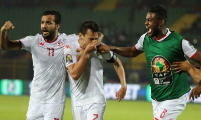 Tunisia ends Madagascar's dream run to set up semi-final clash with Senegal