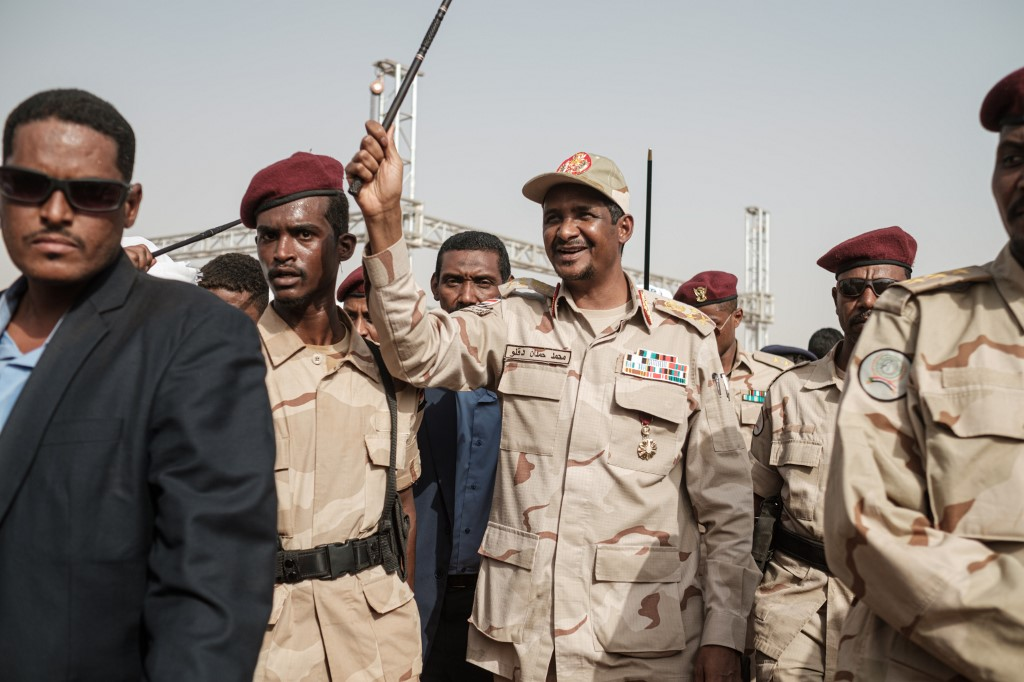 Sudan's doctor-protesters accuse paramilitary unit of torturing civilians to death