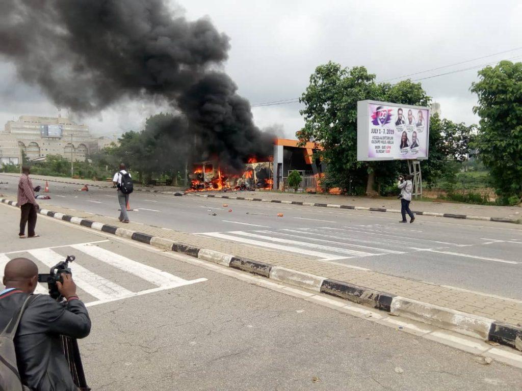Police kill 6 Shi'ite protesters during clash in Nigeria