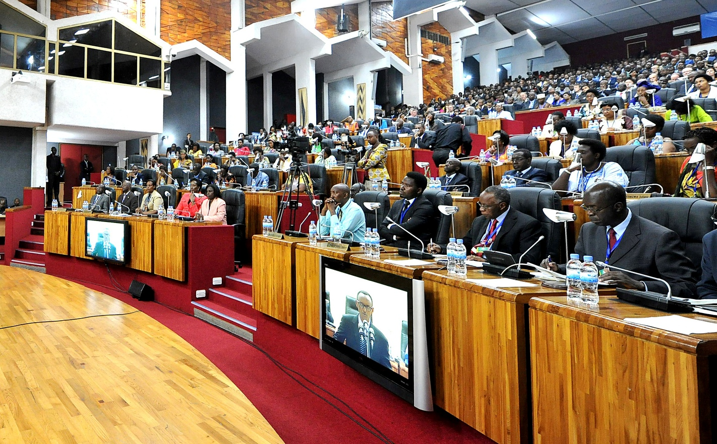 Rwandan parliament ratifies Tripartite Free Trade Area Treaty