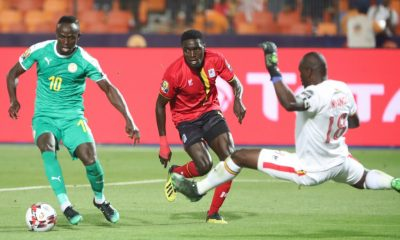 Mane's goal sends Senegal past Uganda into AFCON 2019 quarter finals