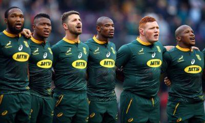Springboks make historic team selection of 8 blacks