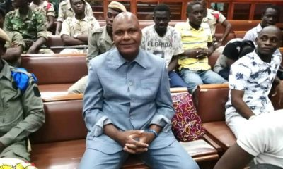 Former Gabon MP jailed for six years over electoral violence