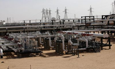 Oil production resumes at Libya's Al-Sharara field after suspension over 'sabotage'