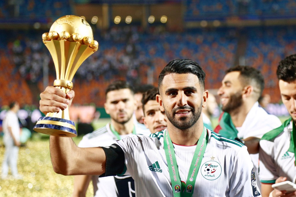 Algeria to begin AFCON 2019 title defence against Zambia