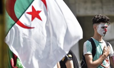 Football match win over Cote d'Ivoire inspires protests in Algeria