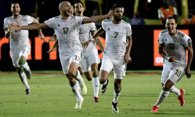 Algeria defeat Nigeria to set up Senegal rematch for AFCON final