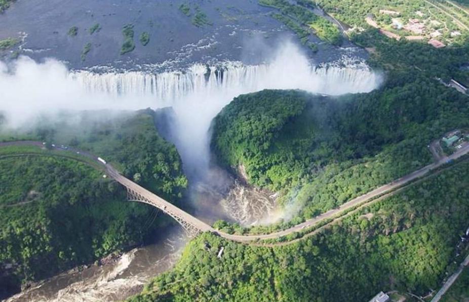 Zambia and Zimbabwe begin 2,400 megawatts hydropower dam construction
