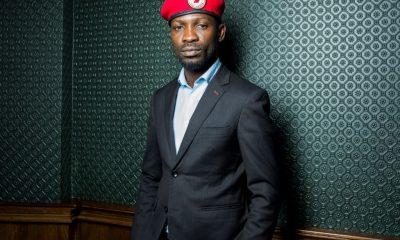 Uganda's musician MP Bobi Wine announces 2021 presidential candidacy