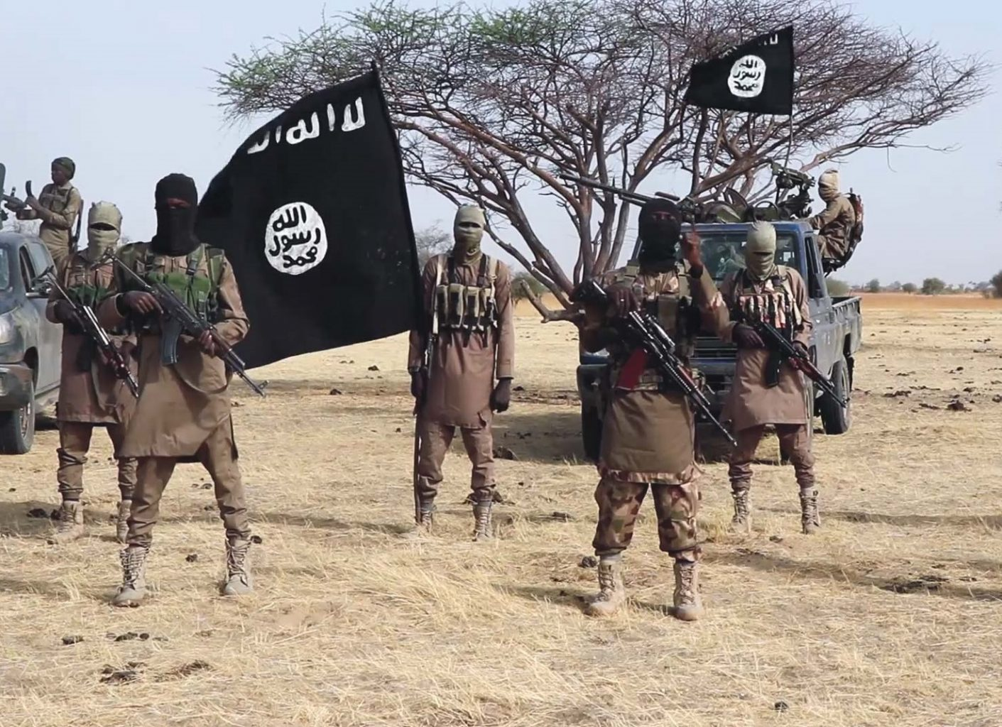 Jihadists release video of 'kidnapped aid worker' and 5 colleagues in Nigeria