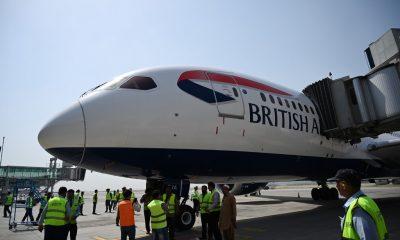 Egypt slams British Airways for 'unilateral decision' to halt flights