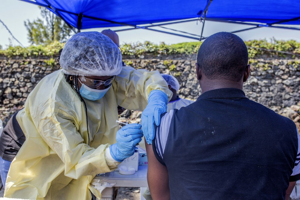 DR Congo urges calm after Ebola outbreak in Goma city