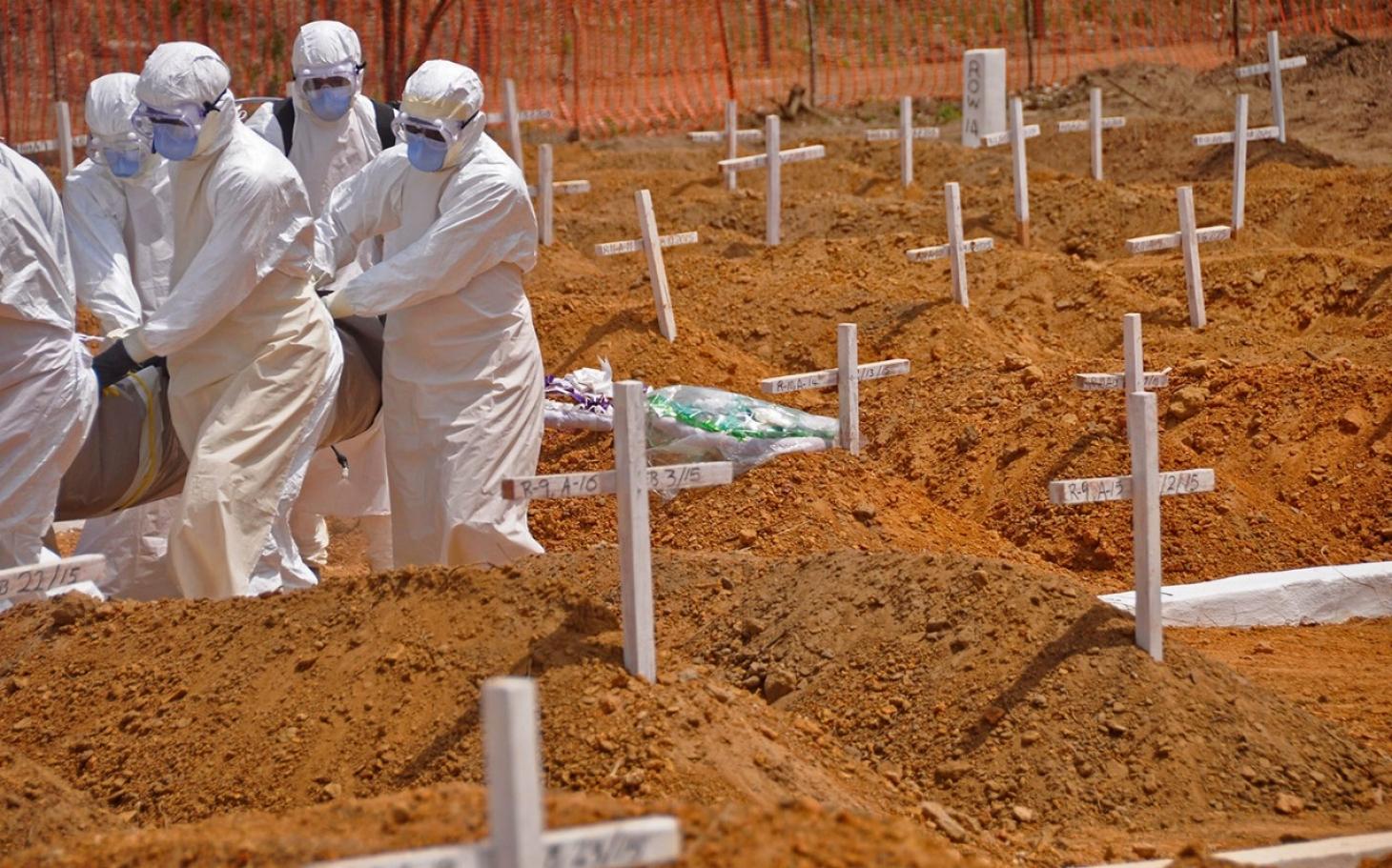Ebola death toll tops 1,600 mark in DR Congo