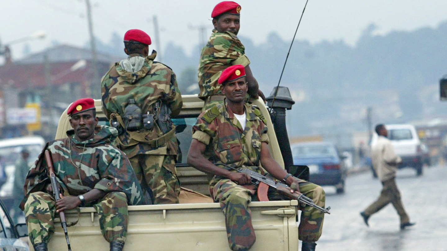 Military to oversee security in troubled southern Ethiopian region