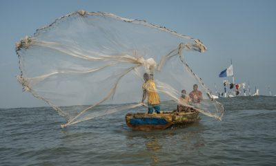 "Ghanaian fishermen decry illegal ""saiko"" practices and declining stocks"