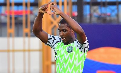 Nigeria's Odion Ighalo retires from international football | News Central TV