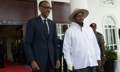 Ugandan and Rwandan Presidents sign pact to row | News Central TV