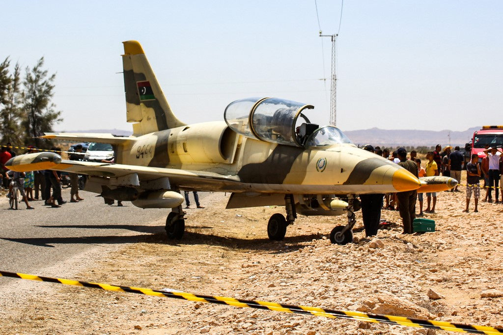 Libya's Haftar-led forces claim airstrike on hospital