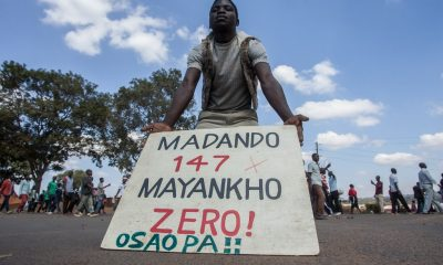 malawi election protest