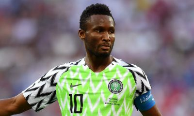 Nigeria's Mikel Obi retires from Super Eagles nest