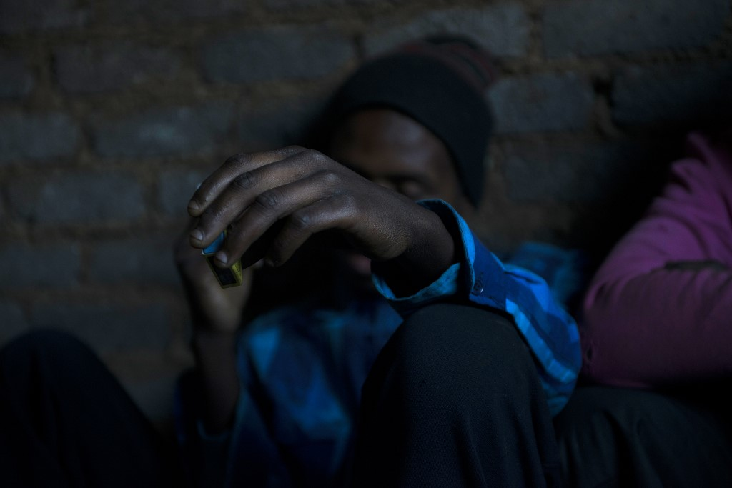 """South Africa's """"nyaope"""" heroin and the dangers of addiction"""